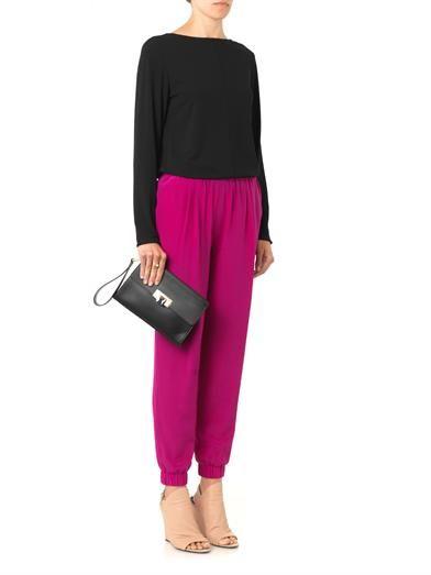 Diane Von Furstenberg Janeta trousers