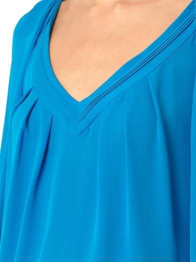 Diane Von Furstenberg Cahil blouse