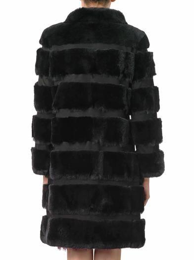 Diane Von Furstenberg Funnelia coat