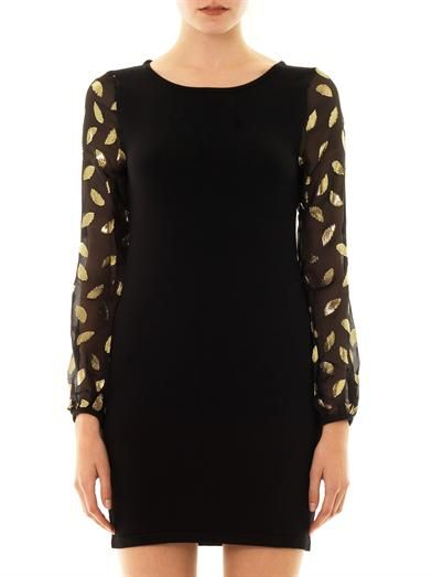 Diane Von Furstenberg Alagna dress