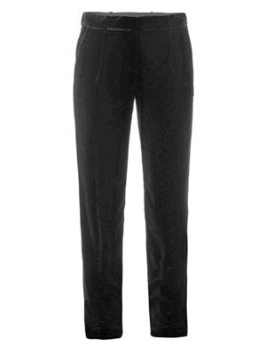 Jacques velvet trousers