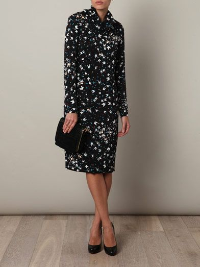 Diane Von Furstenberg Chloris dress