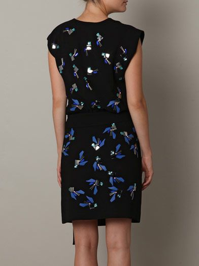 Diane Von Furstenberg Giula dress