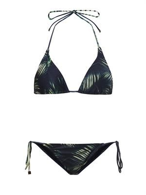 The Panther-print bikini