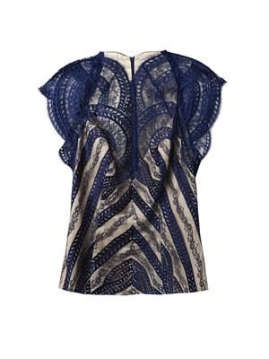 Venus French-lace top