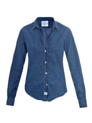 Barry denim shirt