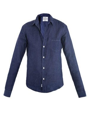 Barry linen shirt