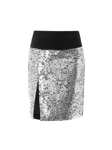 Dkny Sequin embellished skirt