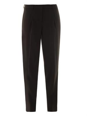 Tux stripe tailored trousers