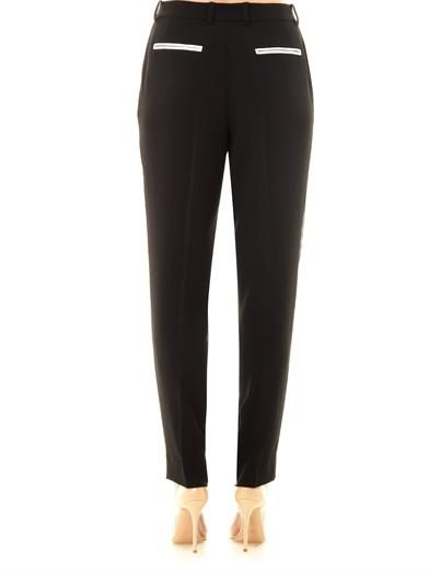 Dkny Tux stripe tailored trousers