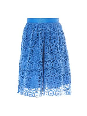 Portobello lace full skirt