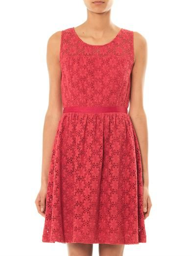 Collette by Collette Dinnigan Fields of daisy lace dress