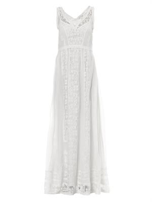 Lacey Days maxi dress