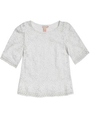 Santa Fe lovers lace top