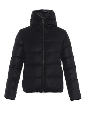 Thiadue quilted down jacket