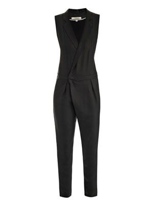 Angelina sleeveless jumpsuit