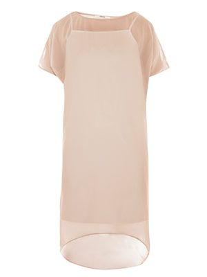 Marisa chiffon layered dress