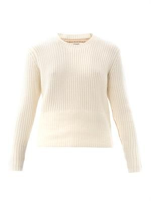 Itani felted band sweater