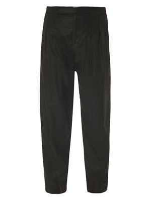 Maggie pleated trousers
