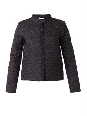 Andrea embroidered jacket