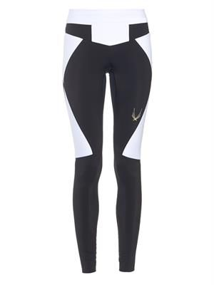 Octane bi-colour peformance leggings