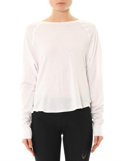 Lucas Hugh Sulpher long-sleeved T-shirt