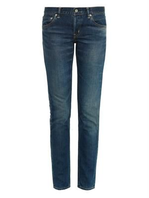 Social Sculptures mid-rise skinny jeans