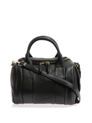 Rockie leather tote
