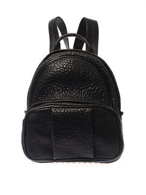 Dumbo leather backpack