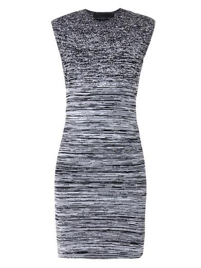 Alexander Wang Degrade body-con dress