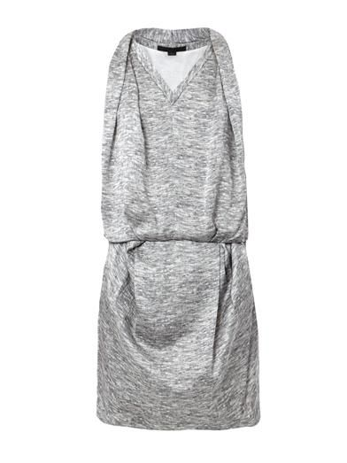 Alexander Wang Textured melange day dress
