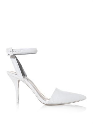 Lovisa textured leather pumps