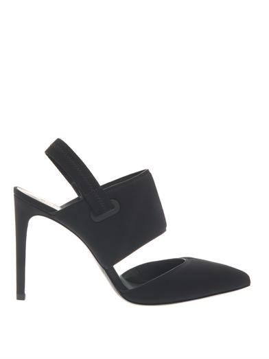 Alexander Wang Karen neoprene pumps