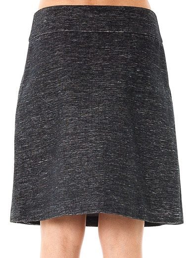 Alexander Wang Pleat front skirt