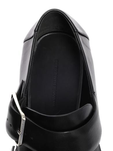 Alexander Wang Jacquetta monk strap Oxford shoes