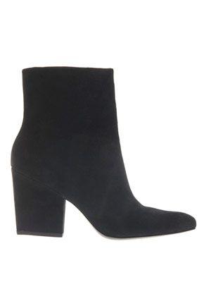 Sunniva suede boots