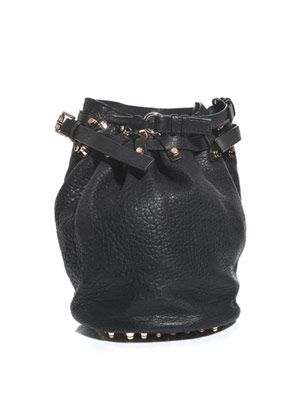 Diego pebble bucket bag
