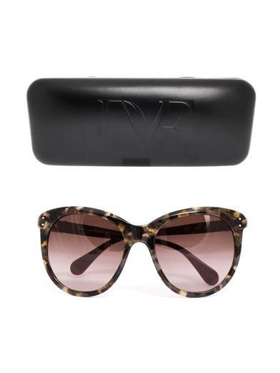 Diane Von Furstenberg Riley sunglasses