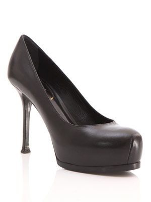 Leather Tribtoo pumps