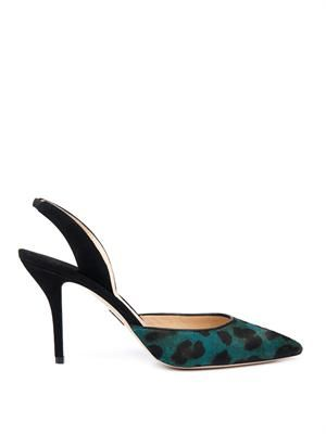 Algae calf-hair pumps
