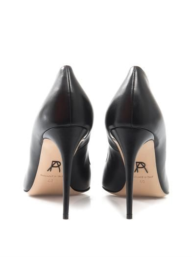 Paul Andrew Destiny leather pumps