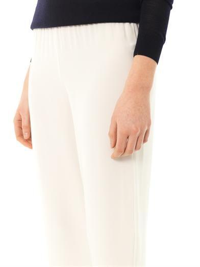 Raphaëlla Riboud Alfred silk-crepe pyjama trousers
