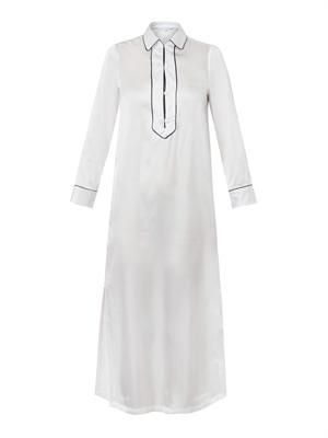 Alman silk nightgown