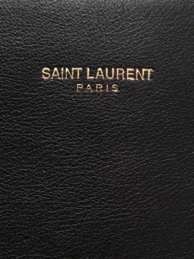 Saint Laurent Sac De Jour large tote