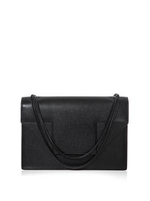 Betty leather shoulder bag