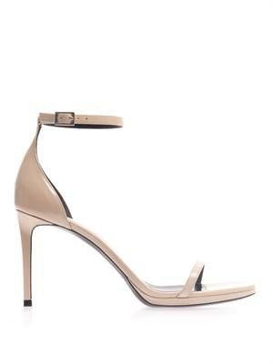 Jane patent leather sandals
