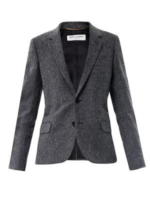 Hackett dogtooth tweed jacket