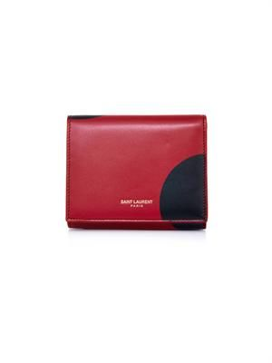 Big Spot leather cardholder
