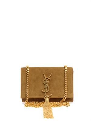 Cassandre tassel small shoulder bag