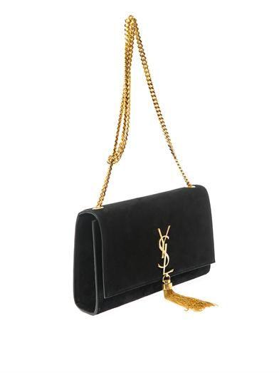 Saint Laurent Cassandre tassel medium shoulder bag